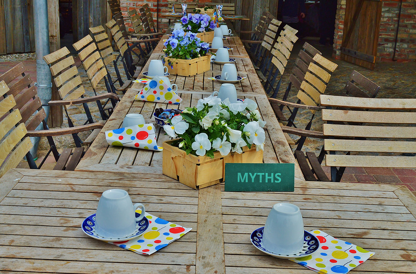 3 myths for restaurants