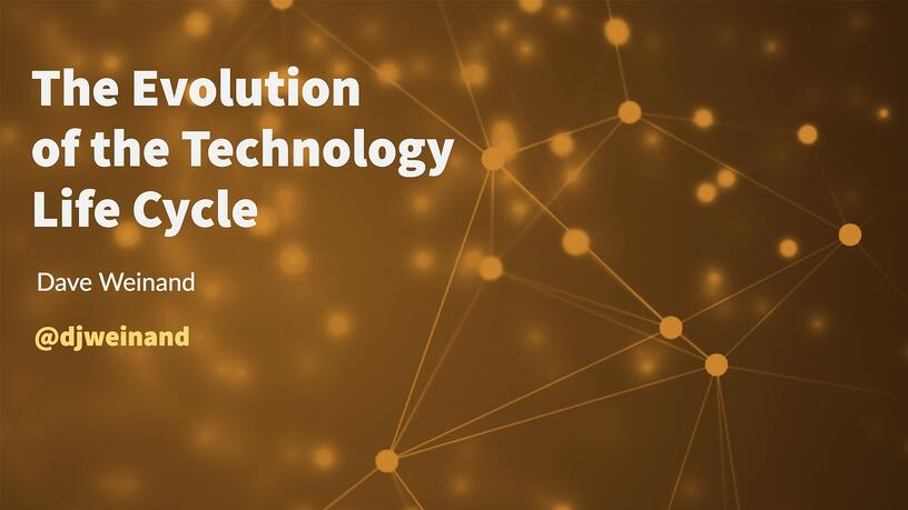 The Evolution of the Technology Lifecycle