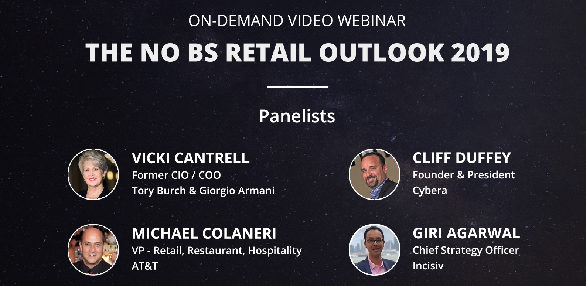 The No BS Retail Outlook 2019, Video Webinar
