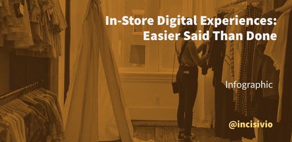 In-Store Digital Experiences: Easier Said Than Done