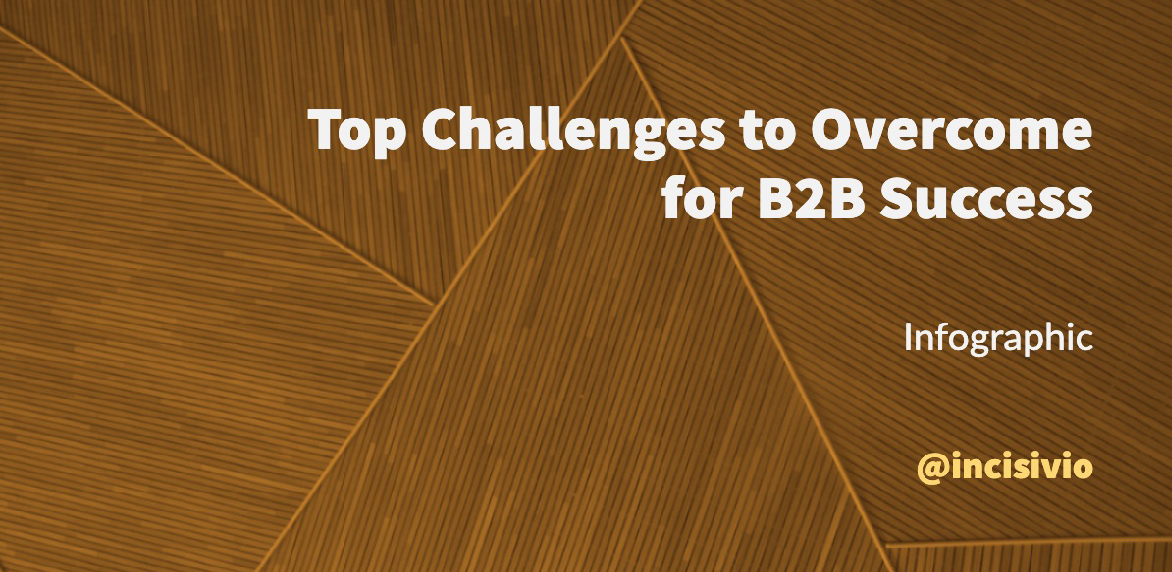 Top Challenges to Overcome for B2B Success