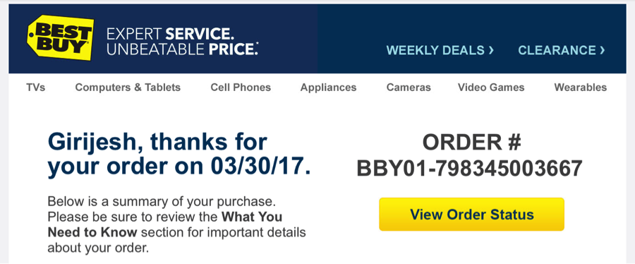 best buy application call back