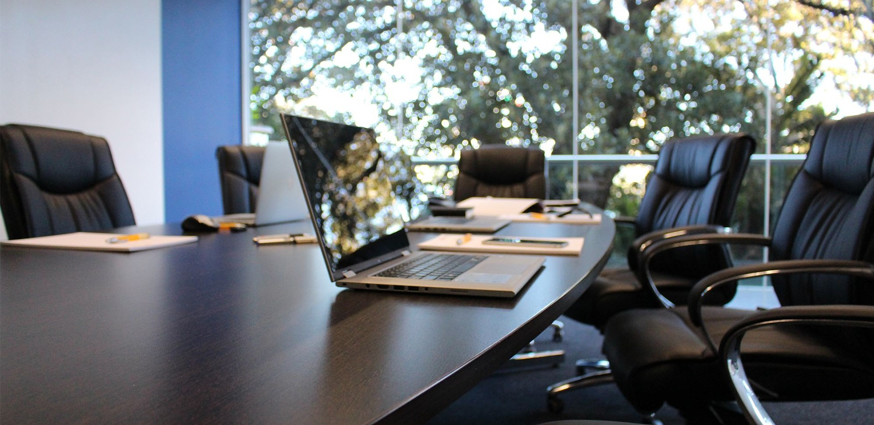 Start-up conference room