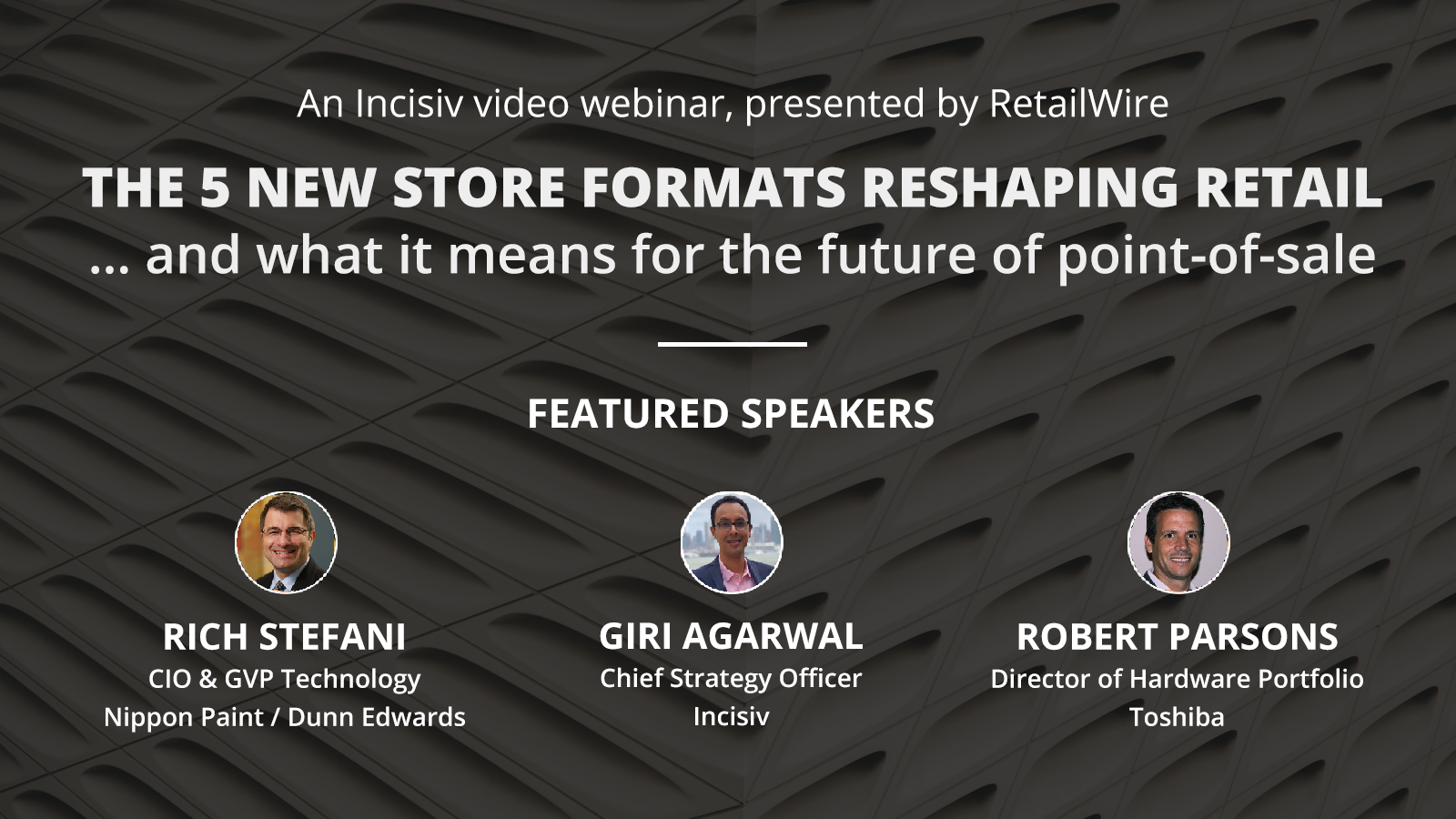 The 5 New Store Formats Reshaping Retail