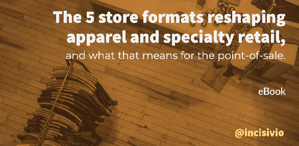 The 5 store formats reshaping apparel and specialty retail