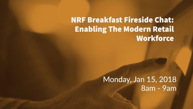 NRF Breakfast Fireside Chat