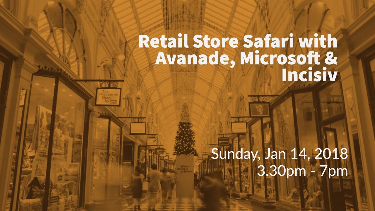 Retail Store Safari