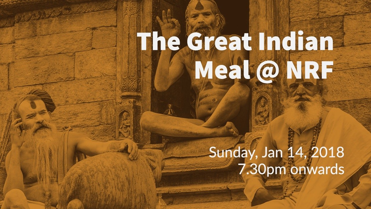 The Great Indian Meal